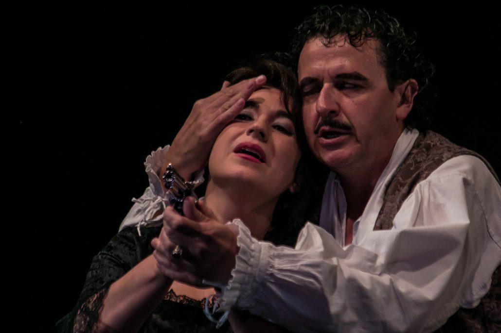 imágenes de la actuación
